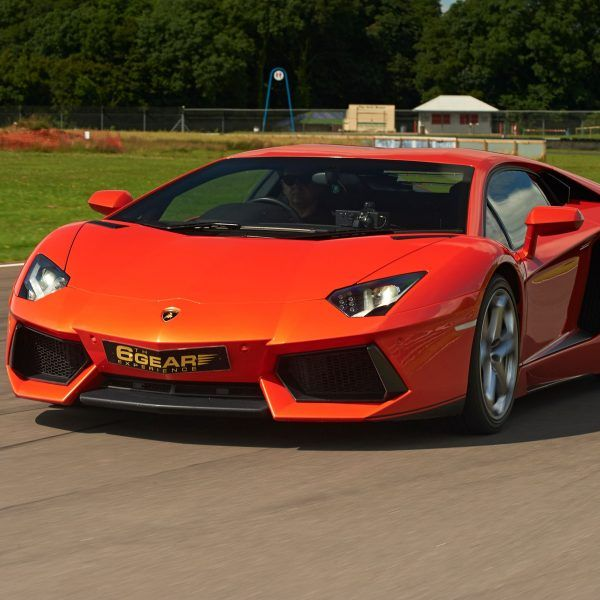 Aventador Supercar Driving With 6th Gear Experience