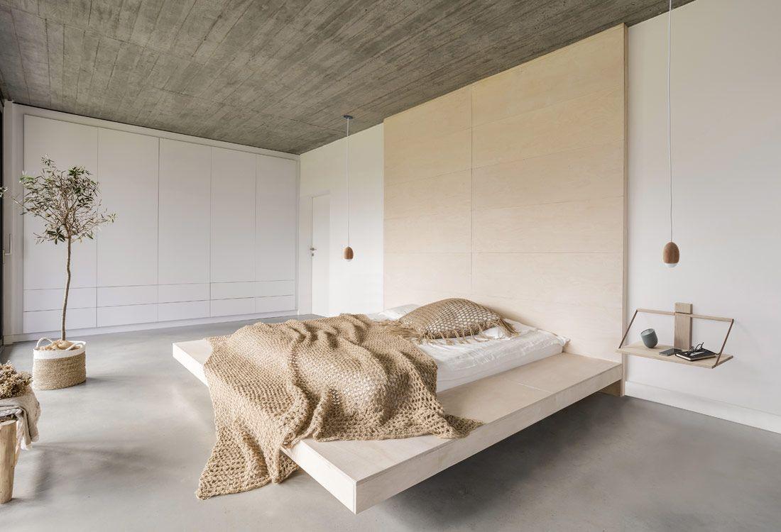 Design Wandregal Wood Wall In 2020 Schlafzimmer Design