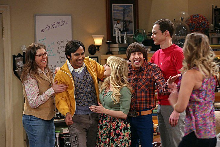 Pin for Later: All the Shows That Were Renewed This Season The Big Bang Theory