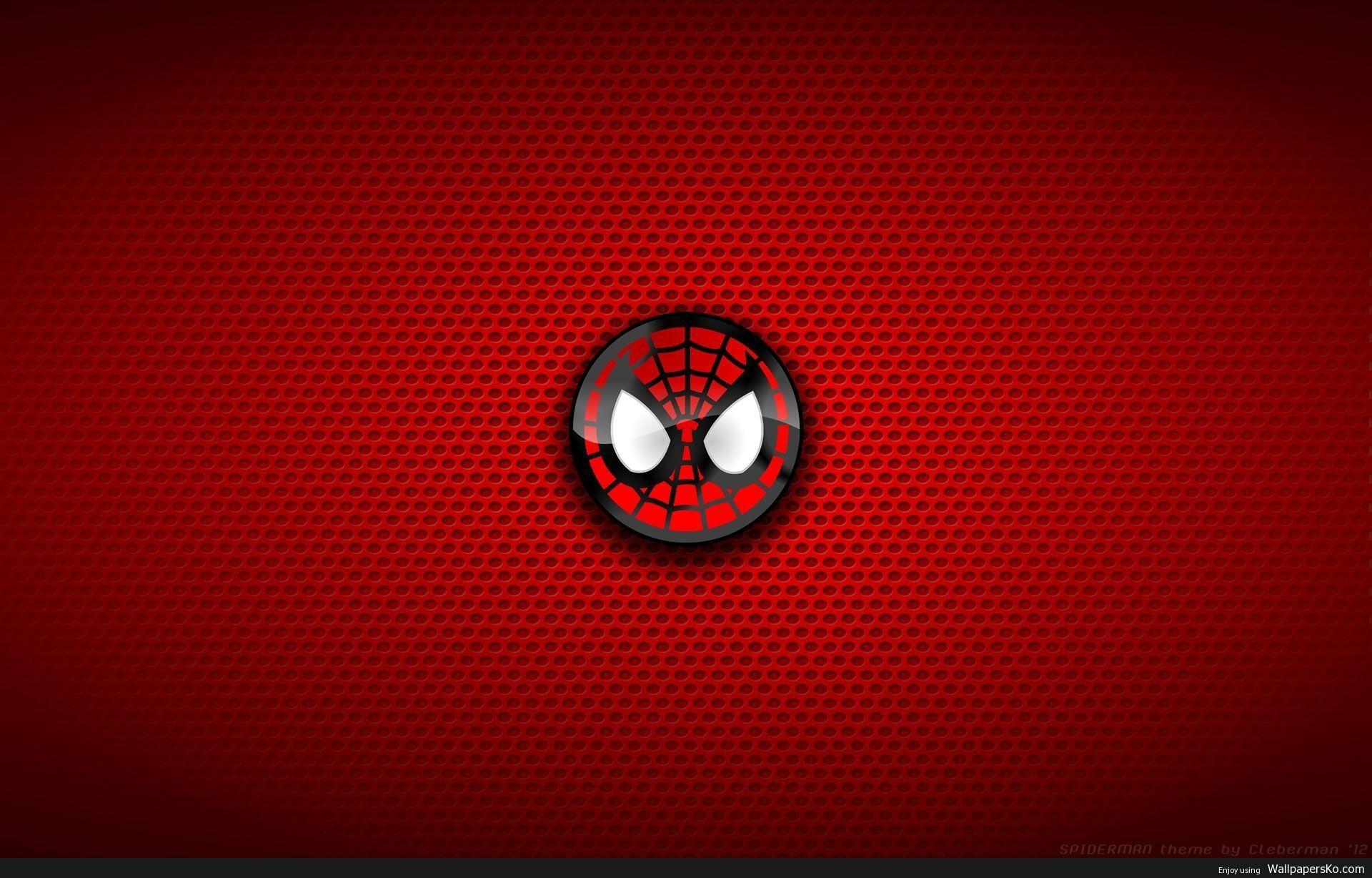 Spiderman Logo Background Http Wallpapersko Com Spiderman Logo Background Html Hd Wallpapers Download Spiderman Pictures Spider Man Wallpaper Spiderman