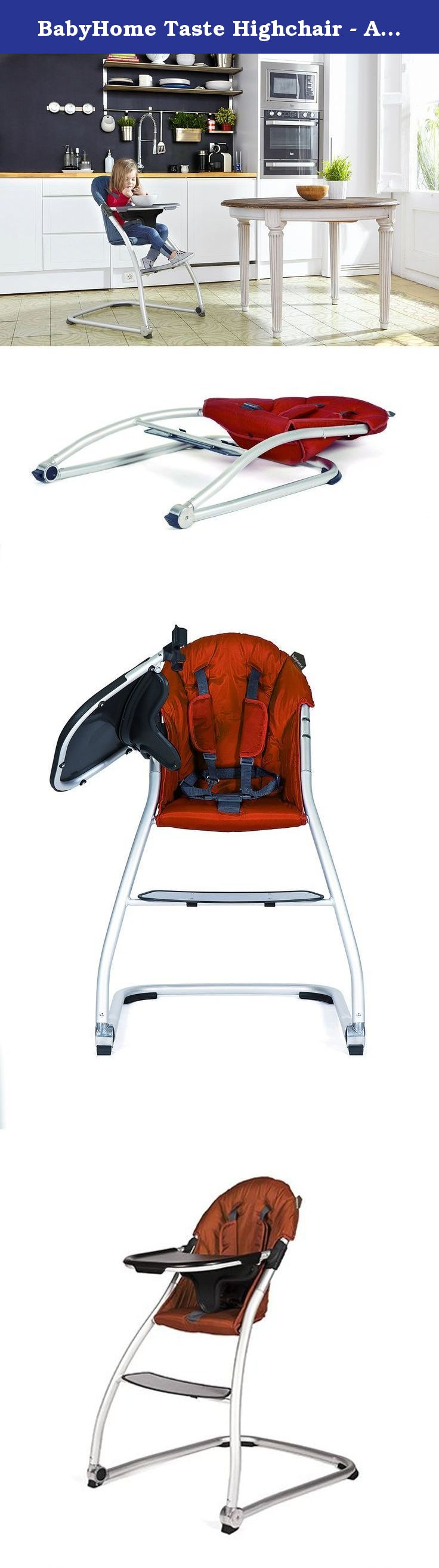 BabyHome Taste Highchair Agril Two words to describe the
