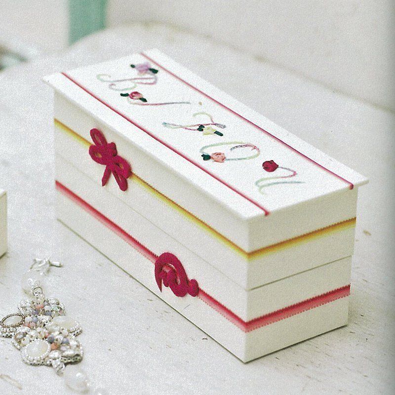 une bo te bijoux en cartonnage cartonnage boite a bijoux cartonnage et coffret bijoux. Black Bedroom Furniture Sets. Home Design Ideas