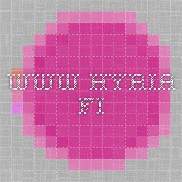 www.hyria.fi