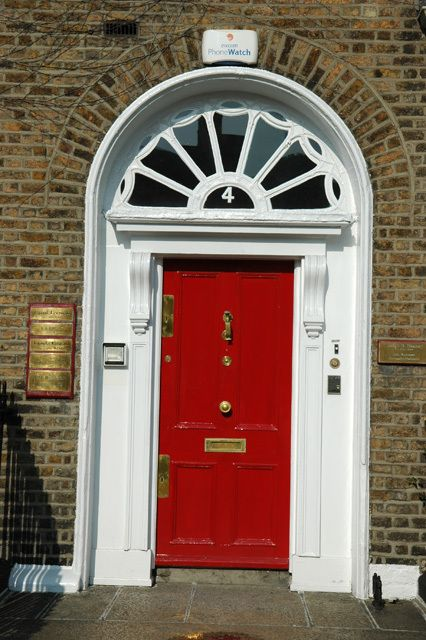 What Does Having A Red Door Mean With Images Beautiful Front Doors Red Door Painted Front Doors