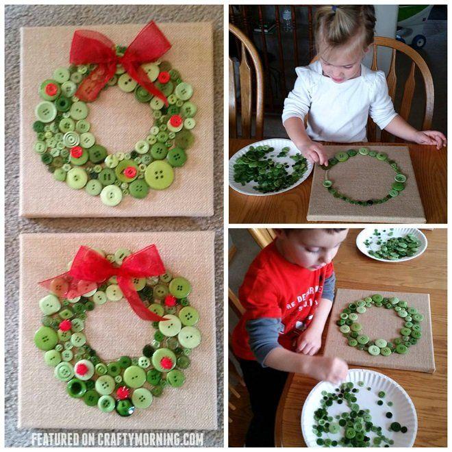 Einfache Bastelideen für Weihnachten, die Freude bringen #weihnachtsdekobasteln