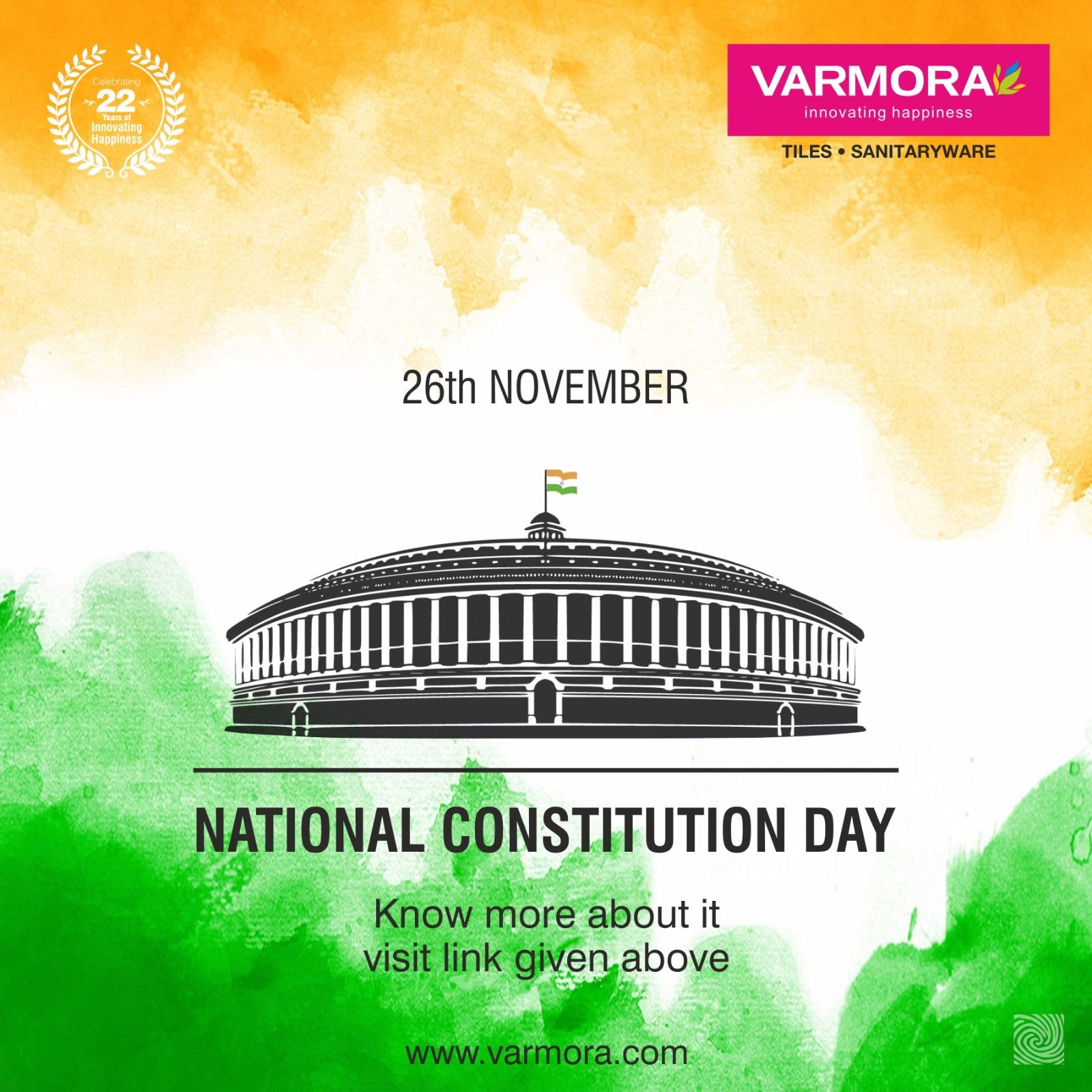 Pin by Varmora Granito Pvt Ltd on National Days