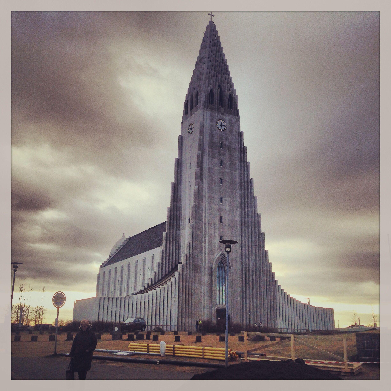 Reykjavik Iceland November 2013