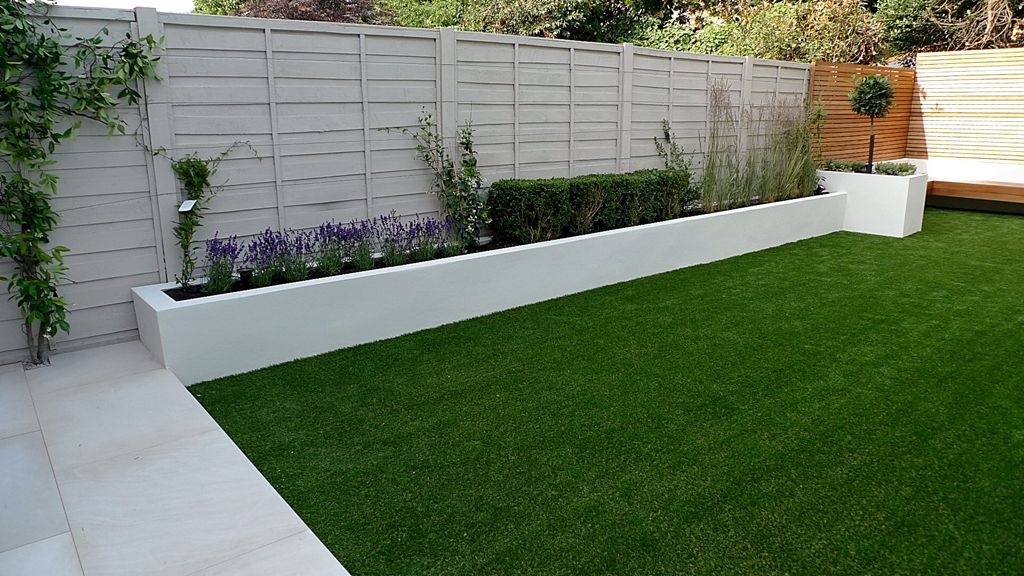 Great new modern garden design london 2014 1 024 576 for Modern back garden designs