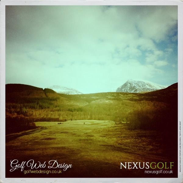 Tee it up and to the hills!