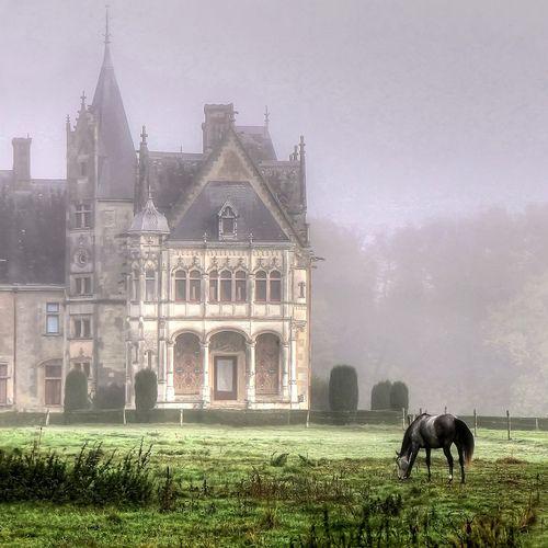 Fog Castle, Nantes, France