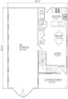 The Homestead Rv Garage Rv Garage Plans Garage House