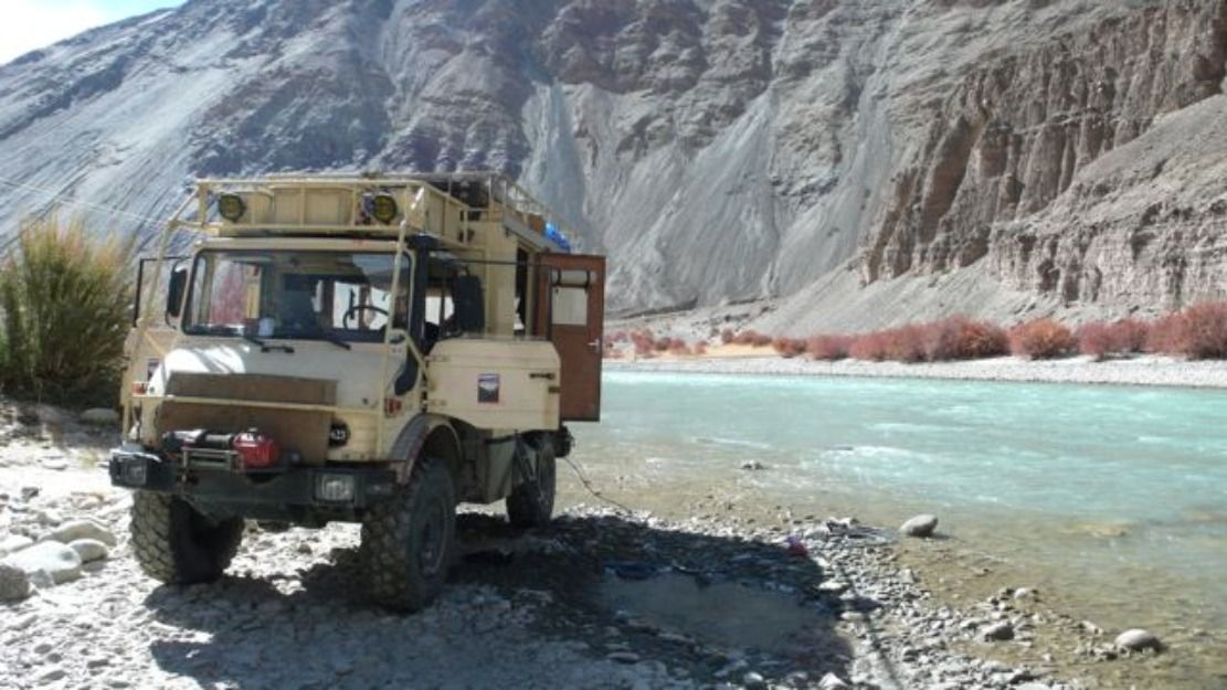 Unimog Expedition Vehicle Expedition vehicle, New trucks
