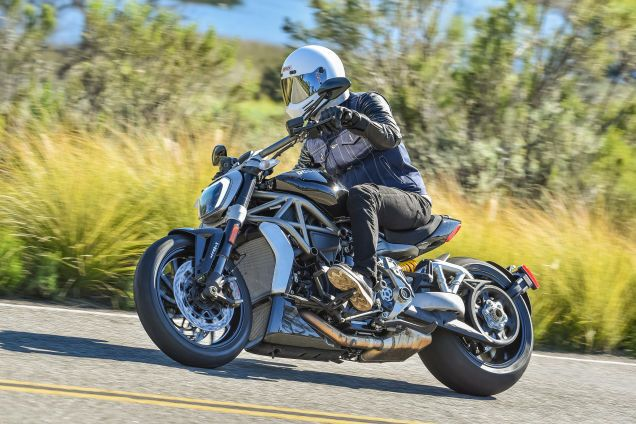 What Do You Want To Know About The 2016 Ducati XDiavel?