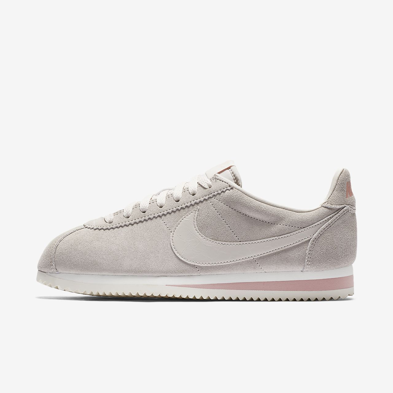 Nike Classic Cortez Suede Women s Shoe  b3283a7d0