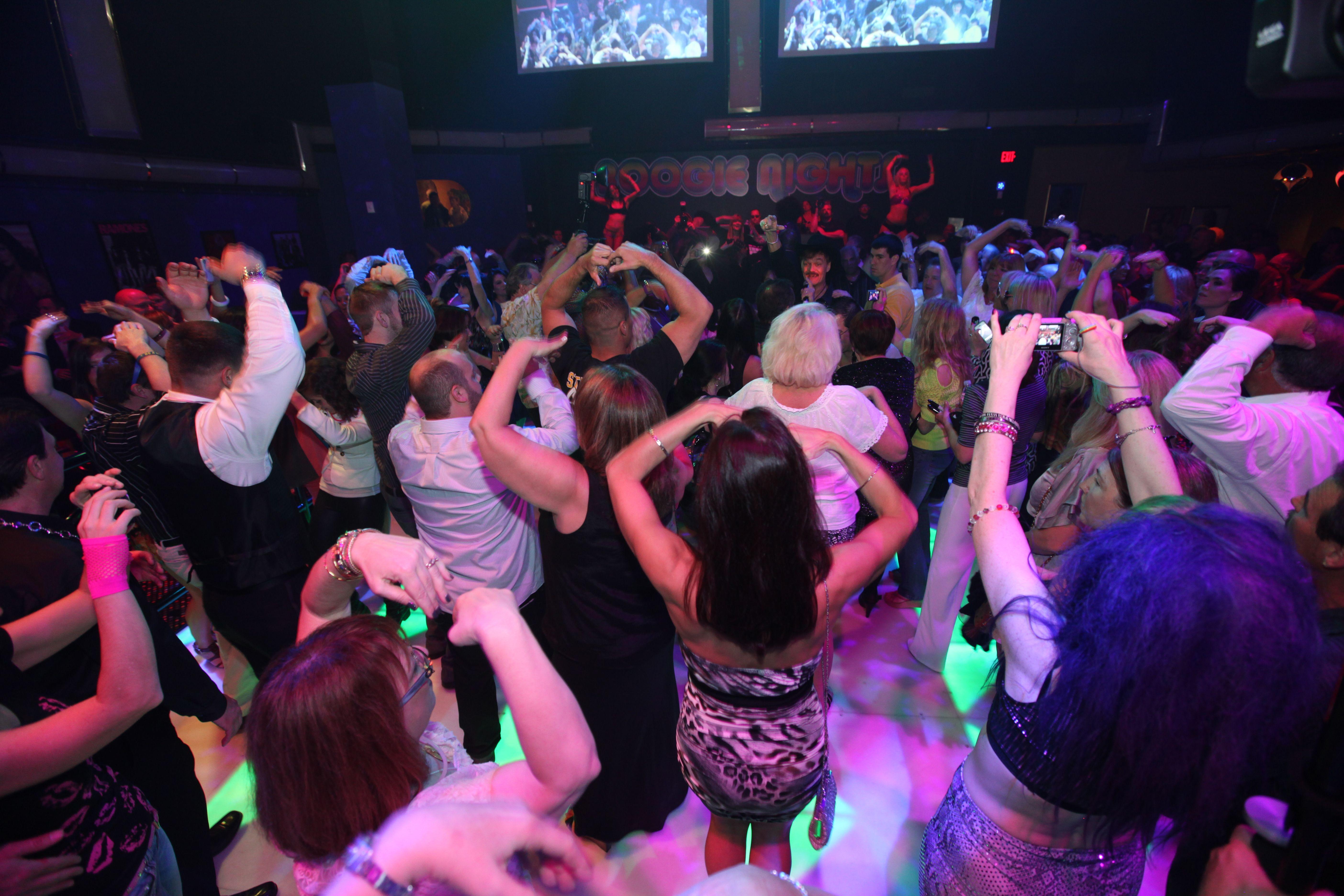 Tropicana Casino Resort Night Life Kids Meal Plan Boogie Nights
