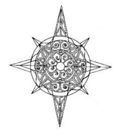 Follow Your True North North Star Tattoos Star Tattoos Compass