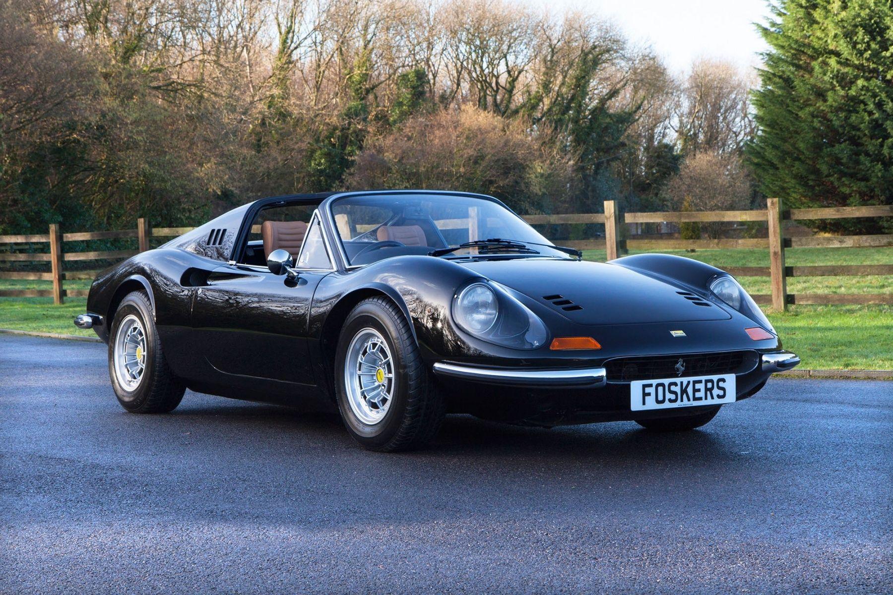 1972 Ferrari 246 'Dino' - GTS | | Classic cars, Ferrari ...