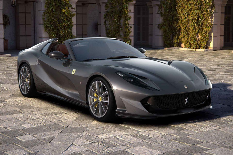 Ferrari 812 Gts Convertible In 2020 Ferrari Cabriolet Maserati