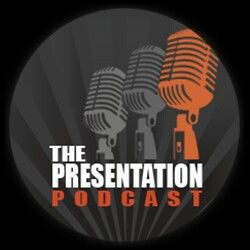 The Presentation Podcast is live! thepresentationpodcast.com #ppt #powerpoint