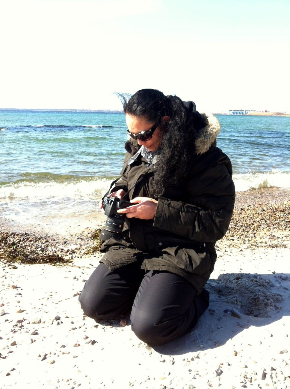 Me. Photographer @Marie Sandberg