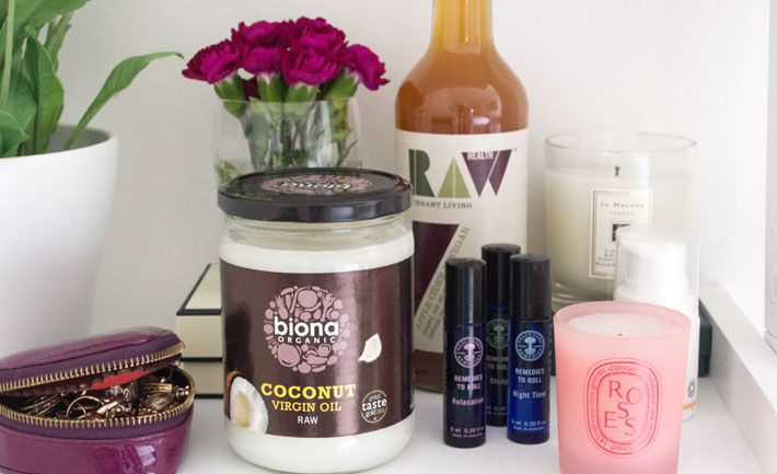 Natural Beauty: Coconut Oil