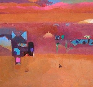 The Pinks of the Atlas Mountains