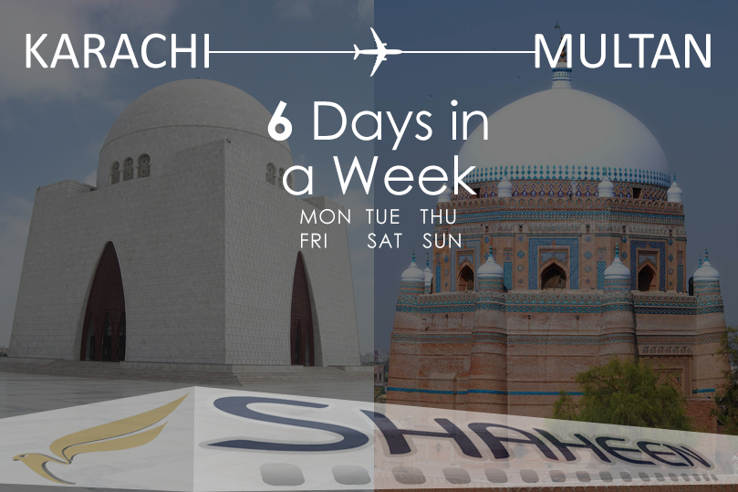 #shaheenair #airline #Karachi #Multan #Pakistan