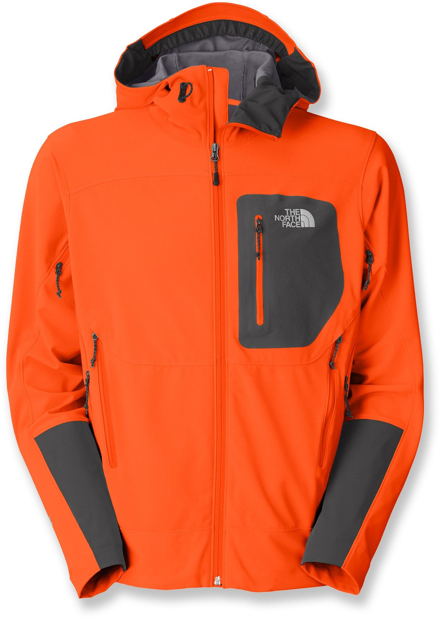 513670fa6 The North Face Alpine Project Soft-Shell Jacket - Mens - Free ...