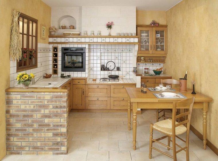 cucina-arte-povera-legno-chiaro | INTERIOR DESIGN | Cucine ...