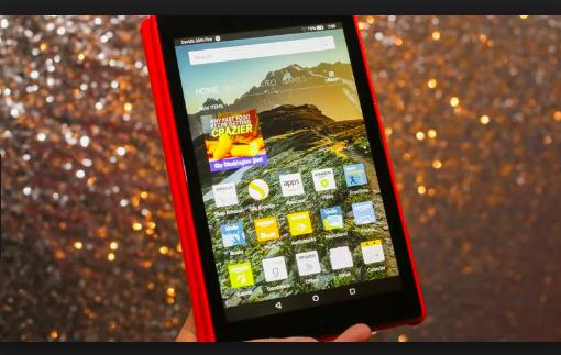 Go Away, Alexa Accessories Notification Icon! Kindle