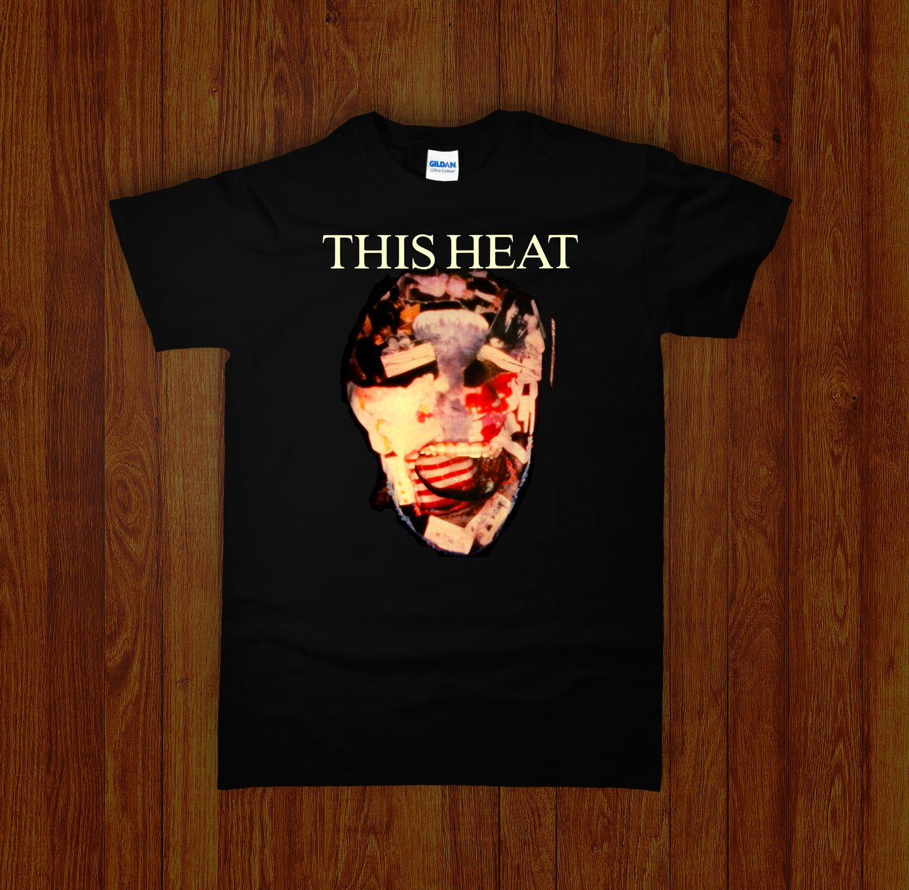 This Heat Deceit Shirt