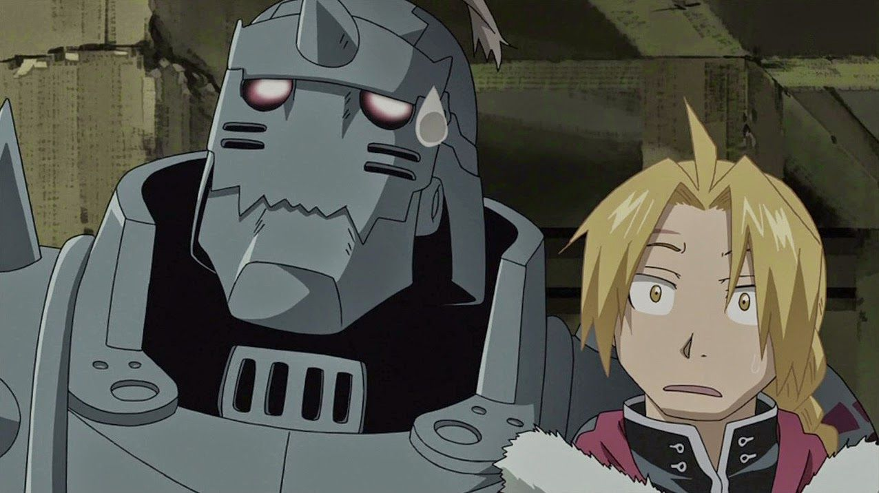 Fullmetal Alchemist Brotherhood Review Part 2 (With