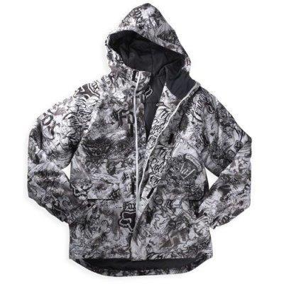Куртка changes jacket fox racing
