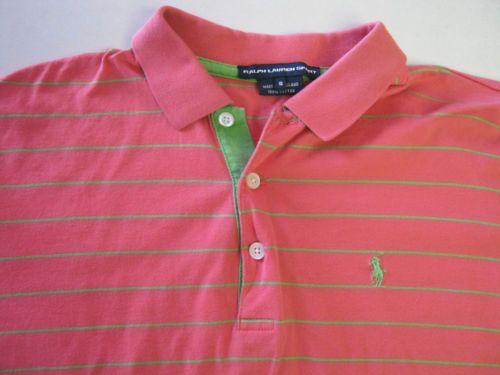 ecfbeea9de54f Womens Shirt S Small Ralph Lauren Sport Pink SS Short Sleeve
