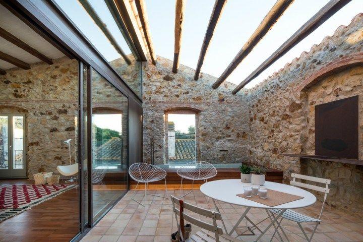 Diseos de casas rurales beautiful affordable casa de - Planos de casas rurales ...