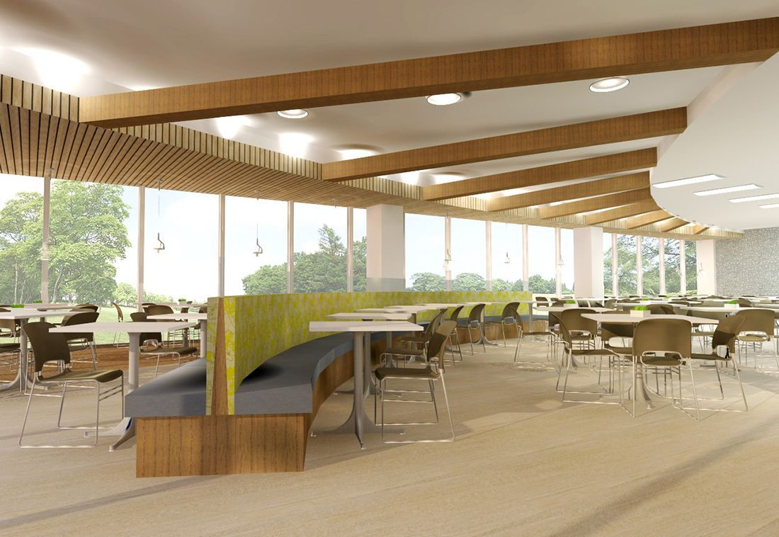 corporate cafeteria | Work - HD | Pinterest | Spaces