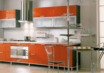 Kitchen Design Orange Gorgeous Cocinas Italianas  Cocina De Diseño Italiano  Pinterest Decorating Design