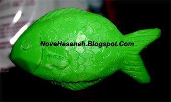 Nove Hasanah: Prakarya Cara Mengukir Sabun Bentuk Ikan