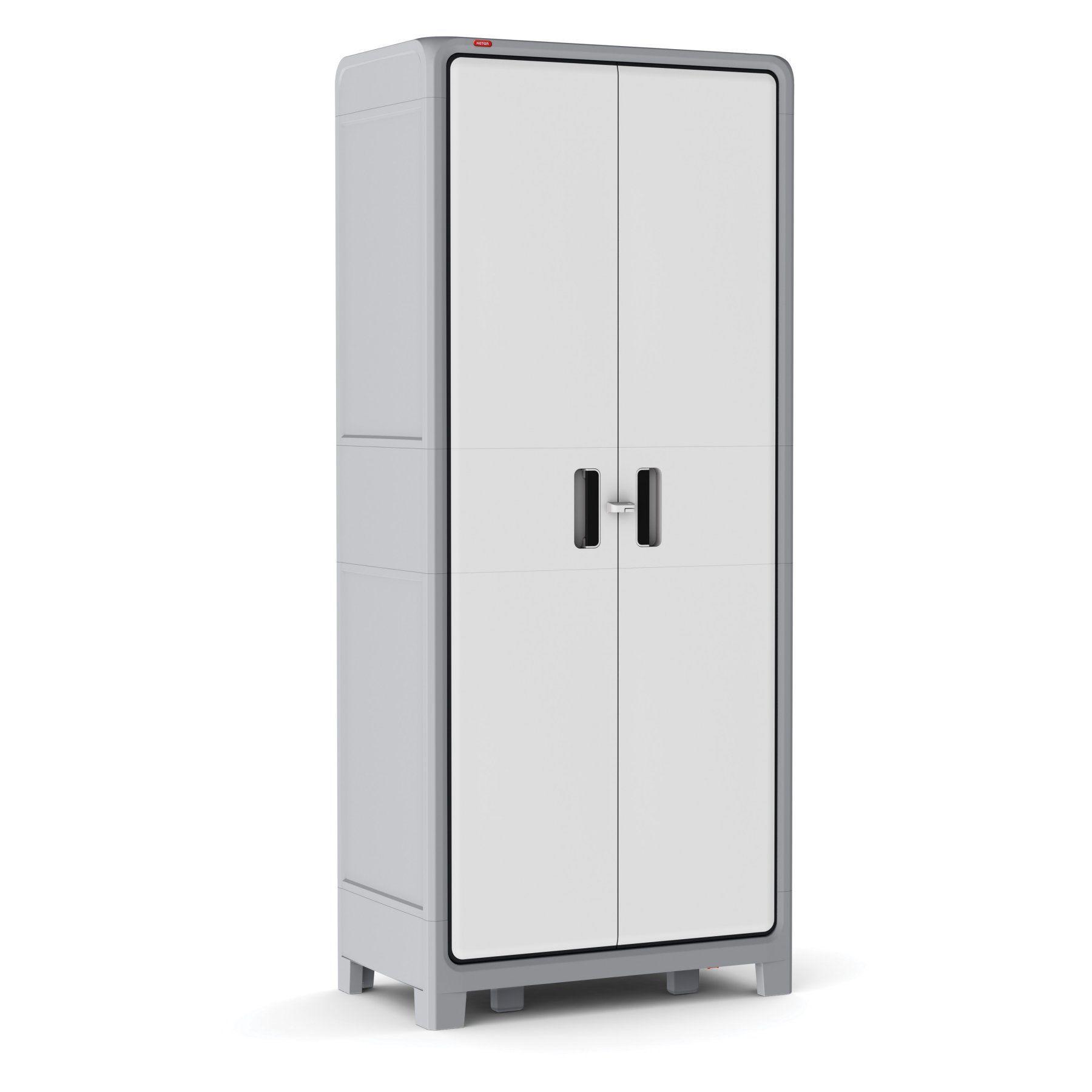 Wonderful Keter Optima Wonder 6 Ft. Tall Indoor Garage Cabinet   225832