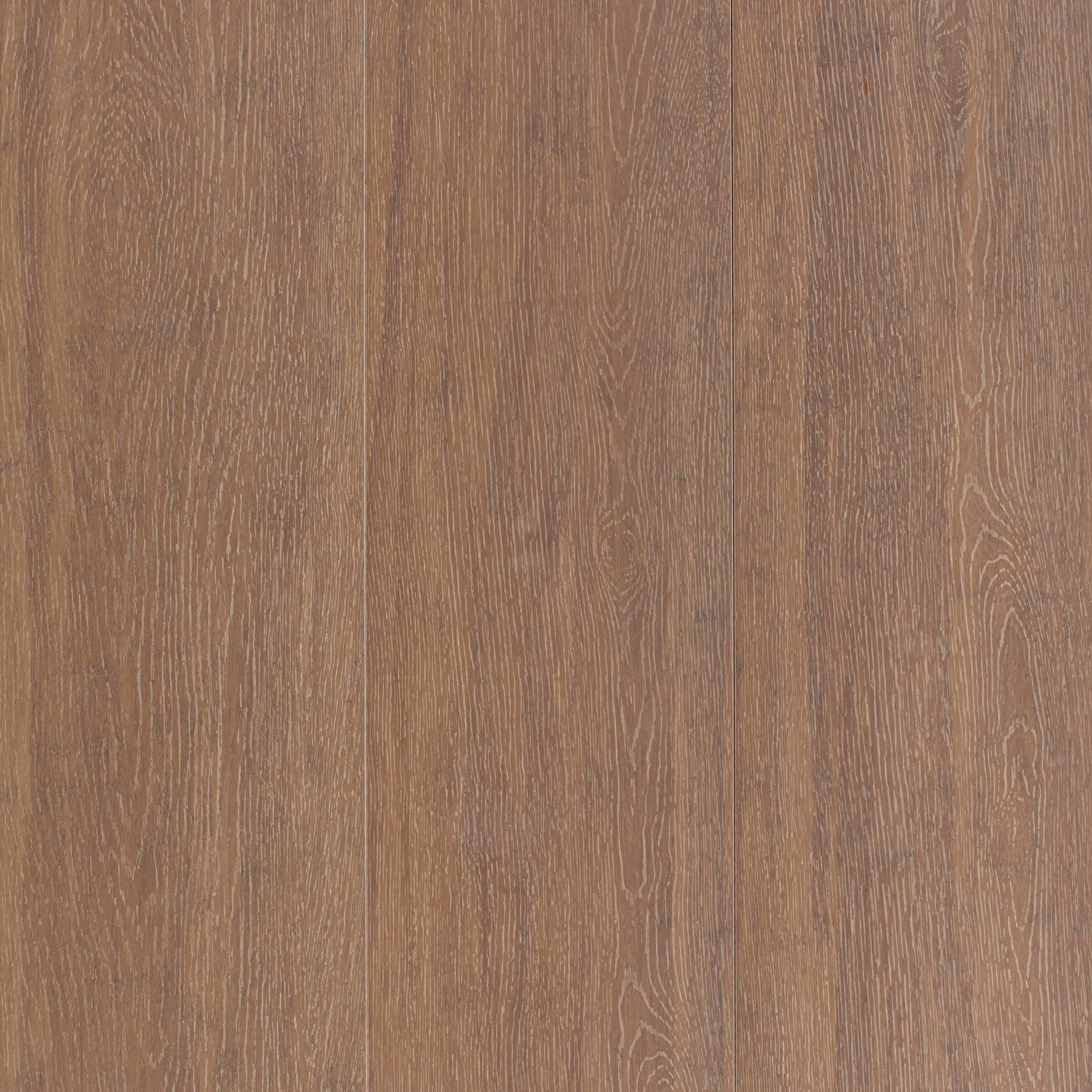 Oak Distressed Solid Stranded Bamboo