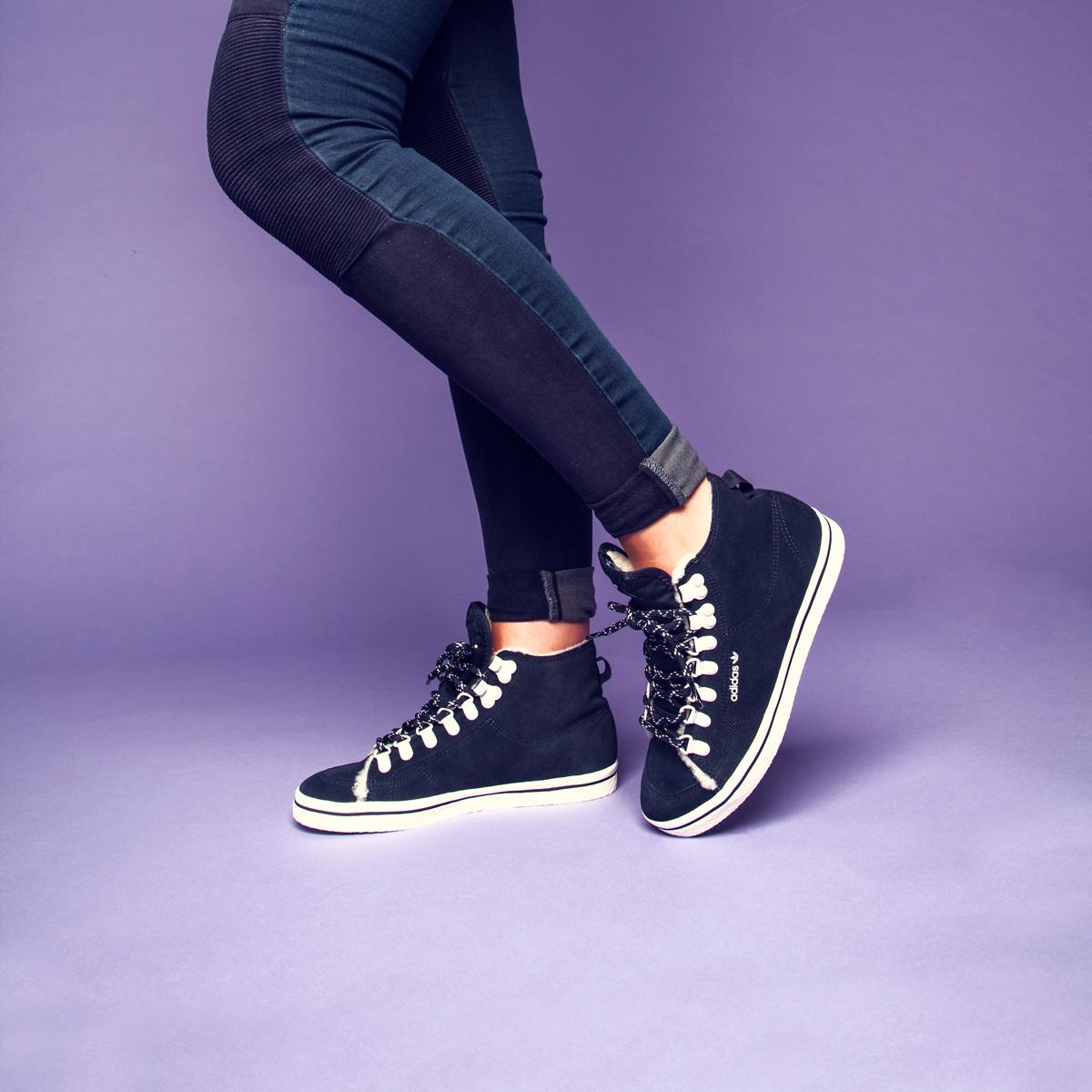 Adidas Honey Hook Trainers | Hi Tops | Kid shoes, Adidas