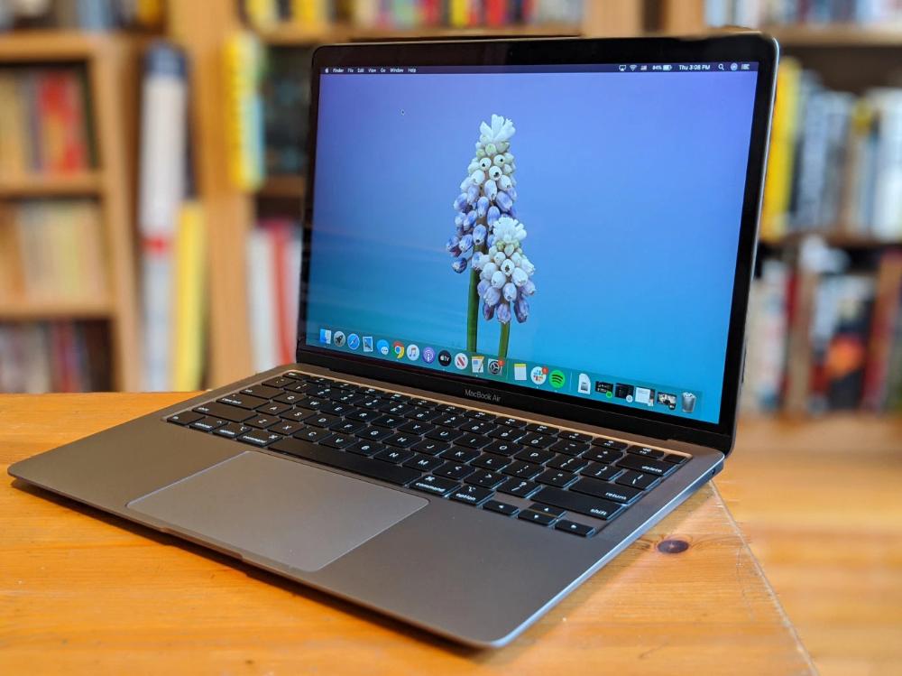 Apple Macbook Air Review In 2020 Macbook Air Review Apple Macbook Air Macbook