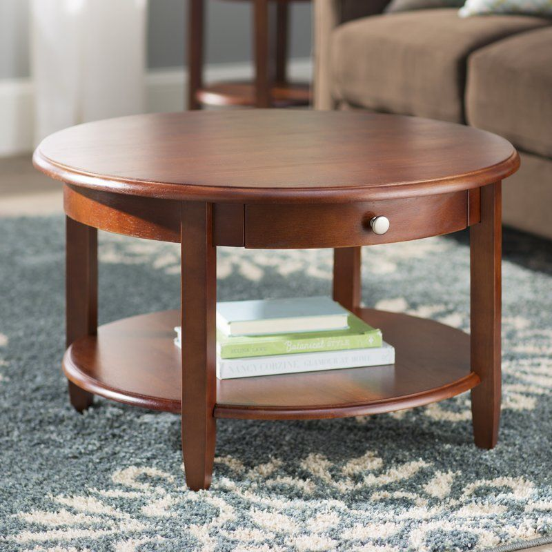 Groovy Charlton Home Braeswood Coffee Table Reviews Wayfair In Short Links Chair Design For Home Short Linksinfo