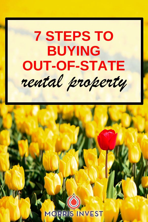 7 Steps to Buying Out-of State Rental Properties Pinterest Real - rental property analysis spreadsheet 2