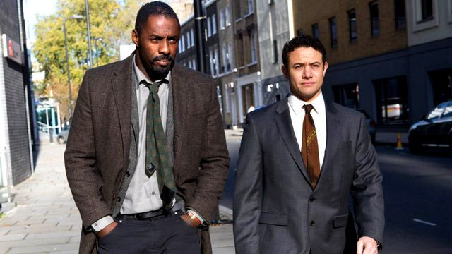 Luther and Justin, the best crime fighting team on television.