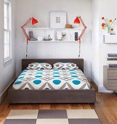 Dormitorio Pequeño Matrimonial Buscar Con Google