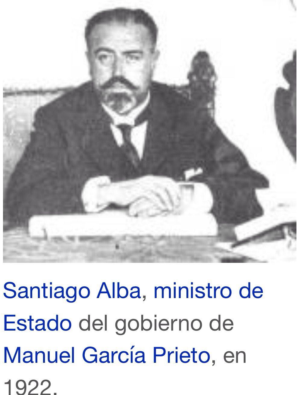 Político español, natural de Zamora, ministro de numerosas carteras en los gobiernos de Alfonso XIII y presidente de las Cortes de 1933 a 1935.