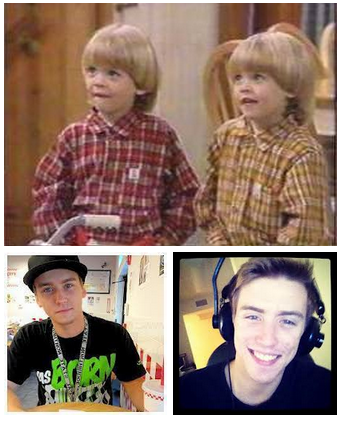 the twins from full house have grown up nicely some of
