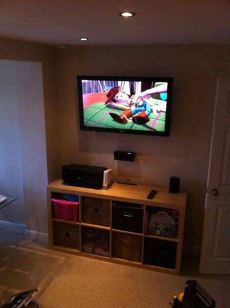 "Kids Playroom With Tv sony tv 40"" for kids playroom 