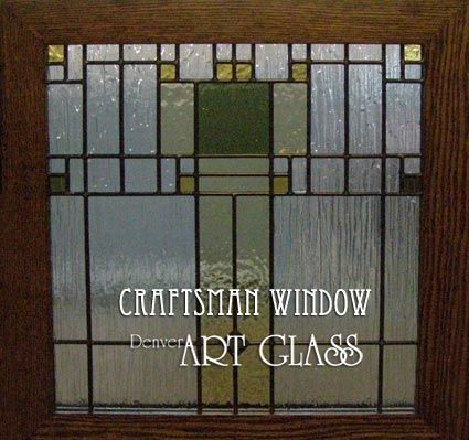 Craftsman Style Mission Stained Glass Stained Glass Stained Glass Designs